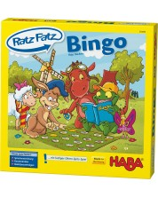 Детска настолна игра Haba - Бинго с картинки