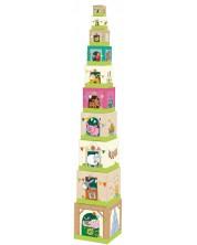 Игра с кубчета Haba - Фермата