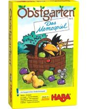 Детска настолна игра Haba - Овощна градина -1