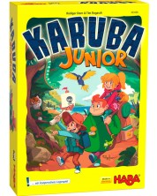 Детска настолна игра Haba - Каруба -1