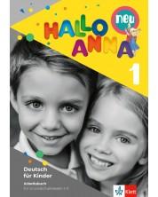 Hallo Anna neu 1 Arbeitsbuch -1