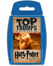 Игра с карти Top Trumps - Harry Potter and the Half-Blood Prince