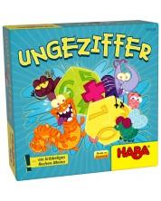 Детска игра Haba Насекоми - Мемори игра с числа -1