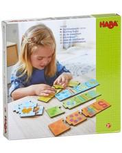 Детска пъзел-игра Haba - Съвпадения с числа -1