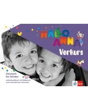 Hallo Anna neu - Vorkurs Lehrerhandbuch -1