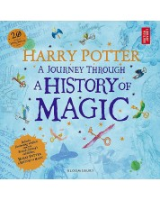 Harry Potter - A Journey Through A History of Magic -1