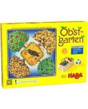 Детска настолна игра Haba - Голяма овощна градина