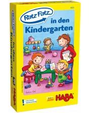Детска настолна игра Haba - В детската градина -1