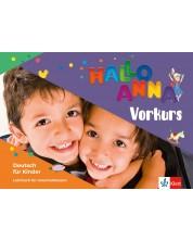 Hallo Anna neu - Vorkurs Lehrbuch mit Audio-CD -1