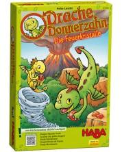 Детска настолна игра Haba - Състезанието на драконите -1