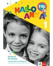 Hallo Anna neu 1 Lehrerhandbuch -1