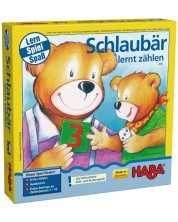Детска настолна игра Haba - Умното мече