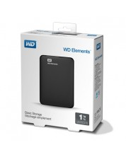 HDD 1TB USB 3.0 Elements Black -1