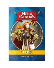 Разширение за Hero Realms - Cleric Character Pack