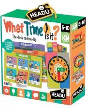 Образователен комплект Headu - Колко е часът -1