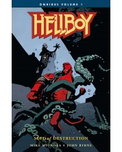 Hellboy Omnibus, Vol. 1 Seed of Destruction