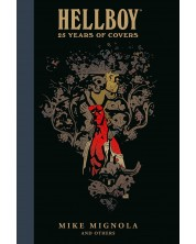 Hellboy 25 Years of Covers -1