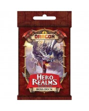 Разширение за Hero Realms - Boss Deck - The Dragon