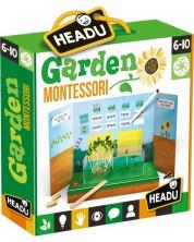 Образователен комплект Headu Montessori - Моята първа градина -1