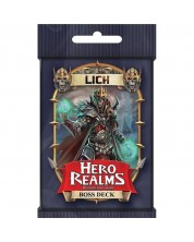 Разширение за Hero Realms - Boss Deck - The Lich