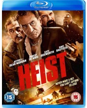Heist (Blu-Ray) -1