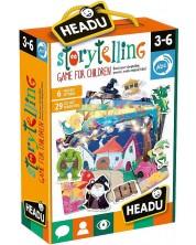 Образователен комплект Headu Montessori - Съчиняване на истории -1