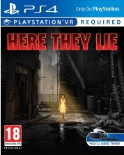 Here They Lie (PS4 VR)