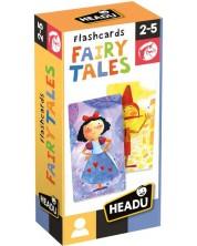 Образователни флаш карти Headu - Приказни герои -1