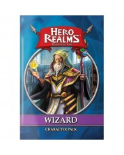 Разширение за Hero Realms - Wizard Character Pack