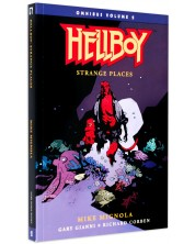 Hellboy Omnibus, Vol. 2: Strange Places