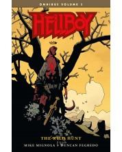 Hellboy Omnibus, Vol. 3: The Wild Hunt