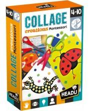 Творчески комплект Headu Montessori - Колаж -1
