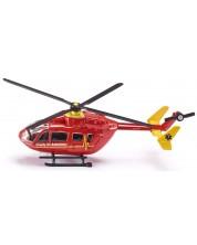 Метална играчка Siku - Спасителен хеликоптер, 1:87 -1