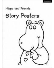 Hippo and Friends Starter: Английски език за деца - ниво Pre-A1 (Постери)