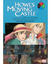 Howl's Moving Castle Film Comic 1 -1
