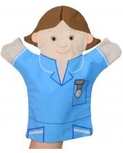 Кукла за куклен театър The Puppet Company - Хората, които помагат: Медицинска сестра