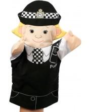 Кукла за куклен театър The Puppet Company - Хората, които помагат: Полицайка