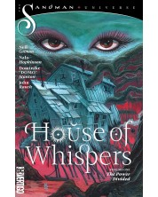 House of Whispers Vol. 1: The Power Divided (The Sandman Universe) -1