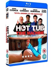 Hot Tub Time Machine Steelpack (Blu-Ray)