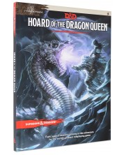 Ролева игра Dungeons & Dragons - Tyranny of Dragons: Hoard of the Dragon Queen Adventure (5th Edition) -1