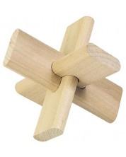 Детски логически пъзел Goki - Магически кръст