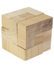 Детски логически пъзел Goki - Магически куб