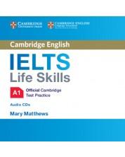 IELTS Life Skills Official Cambridge Test Practice A1 Audio CDs (2)
