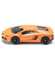 Метална количка Siku Private cars - Ламборгини Aventador LP 700-4, 1:72