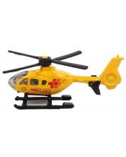 Метална играчка Siku - Медицински хеликоптер -1