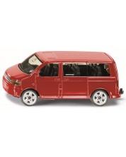 Метална количка Siku Super - Автомобил Volkswagen Multivan