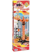 Играчка RS Toys - Кран, 55 cm -1