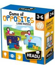 Забавна игра Headu - Игра на противоположностите -1