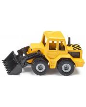 Метална играчка Siku - Багер-товарач -1