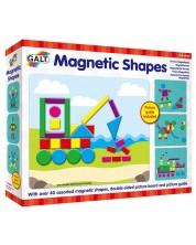 Игрален комплект Galt Toys - Магнитни форми и цветове -1